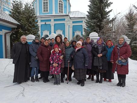 Отчет о паломнической поездке в Дмитров