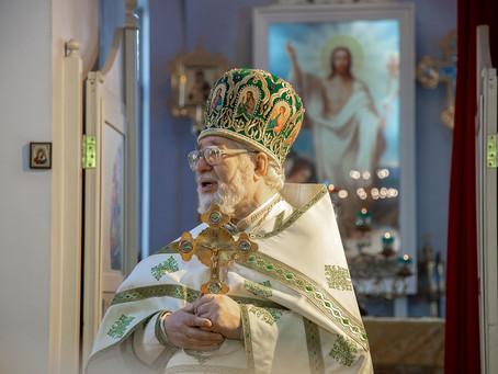 Поздравляем отца Сергия Кочкина с  восьмидесятилетием!