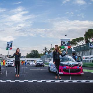 Entry Cup Italia, Vallelunga, 2017