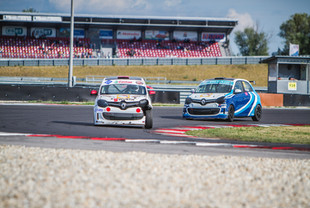 Castrol Euro Cup, Slovakia Ring, 2017