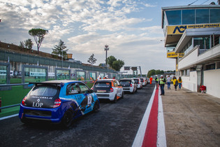 Entry Cup Italia, Vallelunga, 2017