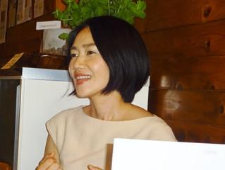 林リエさん講演会《福島の子どもたち応援5年目のチャレンジ》