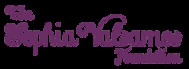 The Sophia Valsamos Foundation logo