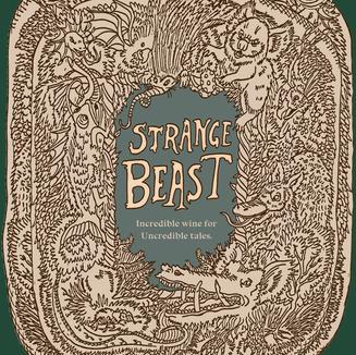 Packaging Art - Strange Beast 2 -LOGO.ti