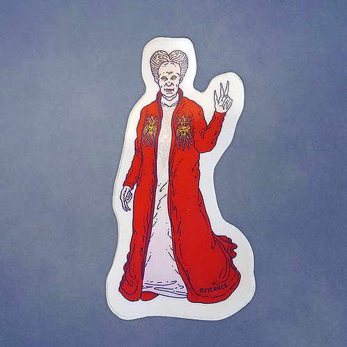 Dracula - Sticker