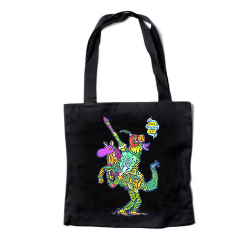 Sir Potager of Arcimboldo Tote Bag