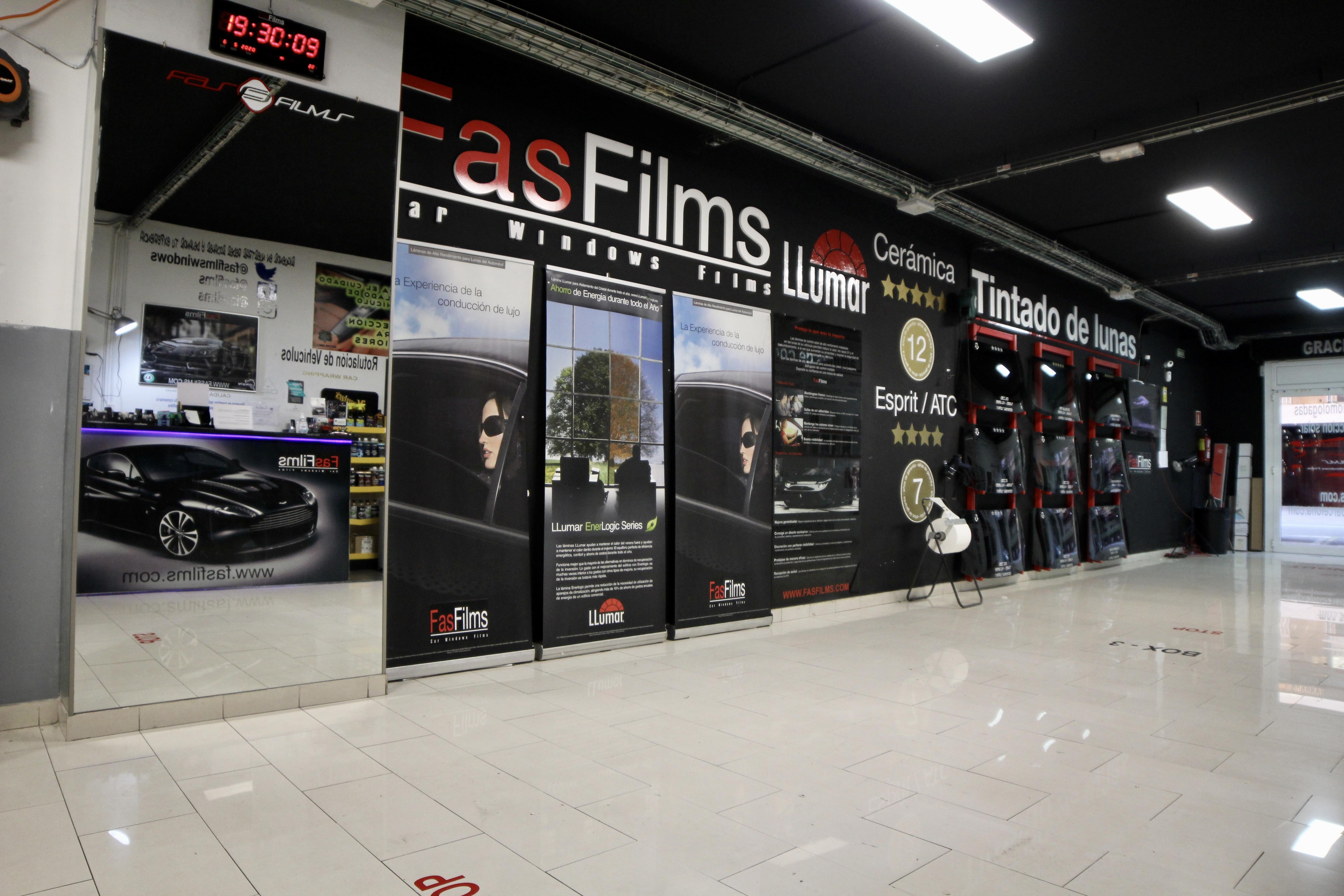 Instalaciones FasFilms