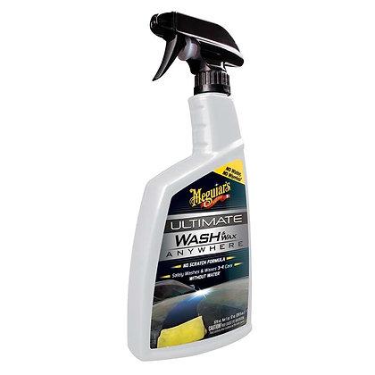 MEGUIAR'S ULTIMATE WASH & WAX ANYWHERE