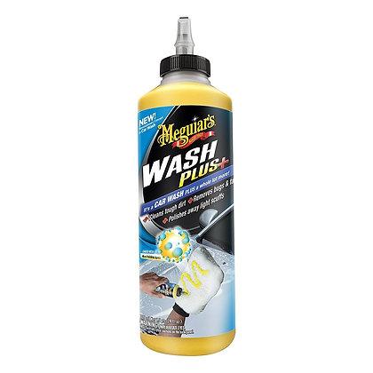 MEGUIAR'S CAR WASH PLUS+