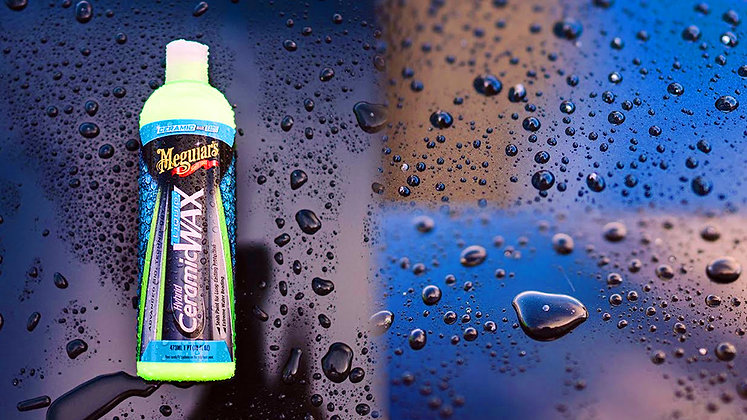 MEGUIAR'S HYBRID CERAMIC LIQUID WAX - 473 ML
