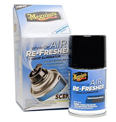 MEGUIAR'S SUMMER BREEZE AIR RE-FRESHER