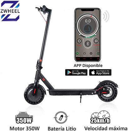 E9 Larga Distancia ZLion 8.5″ 350W