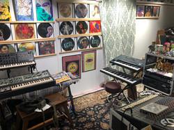 Upstairs Music Workshop Room More Electr