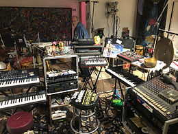 Upstairs Music Workshop Room Electronic