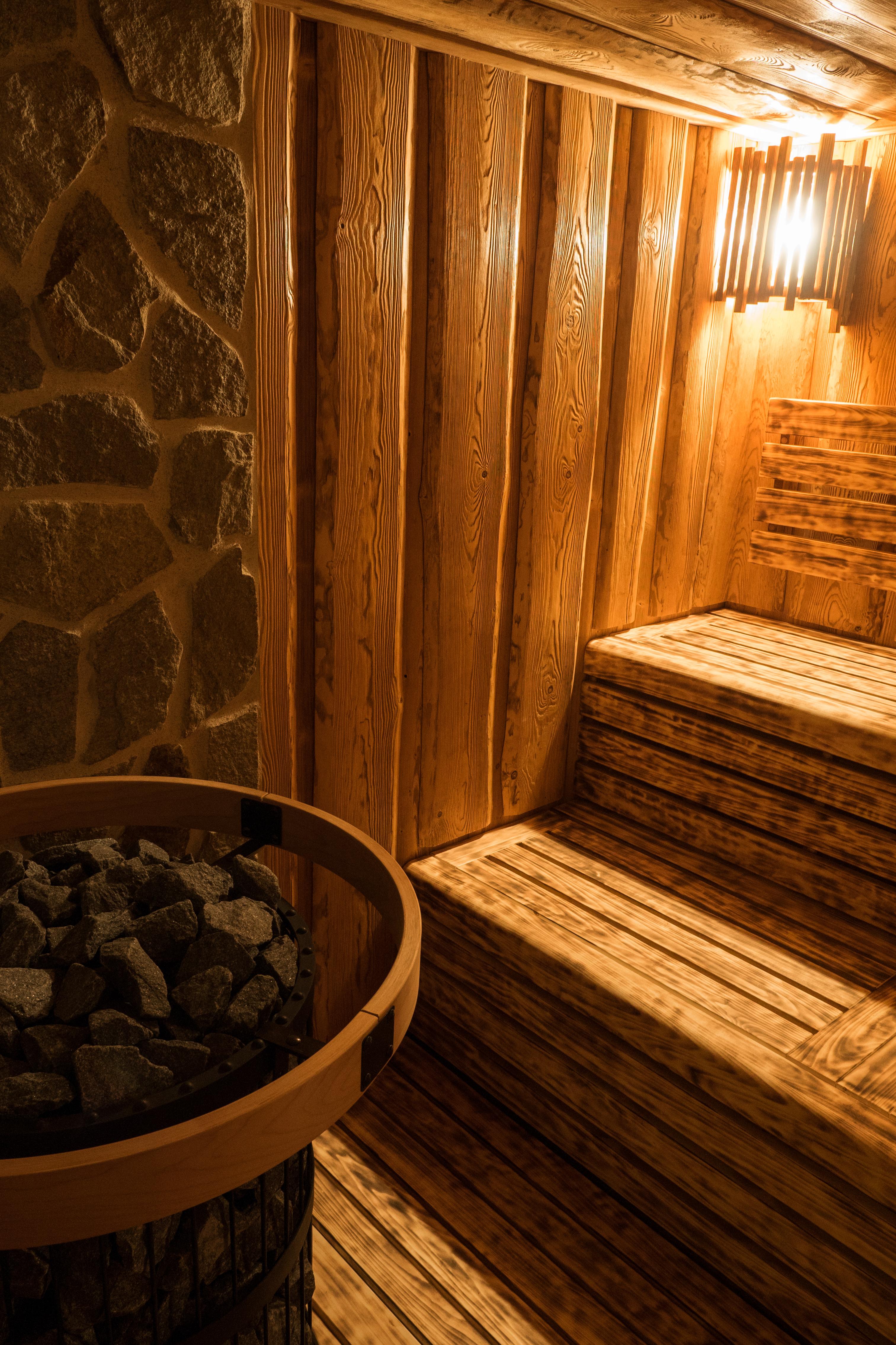 Wellness & Spa Matangi sauna