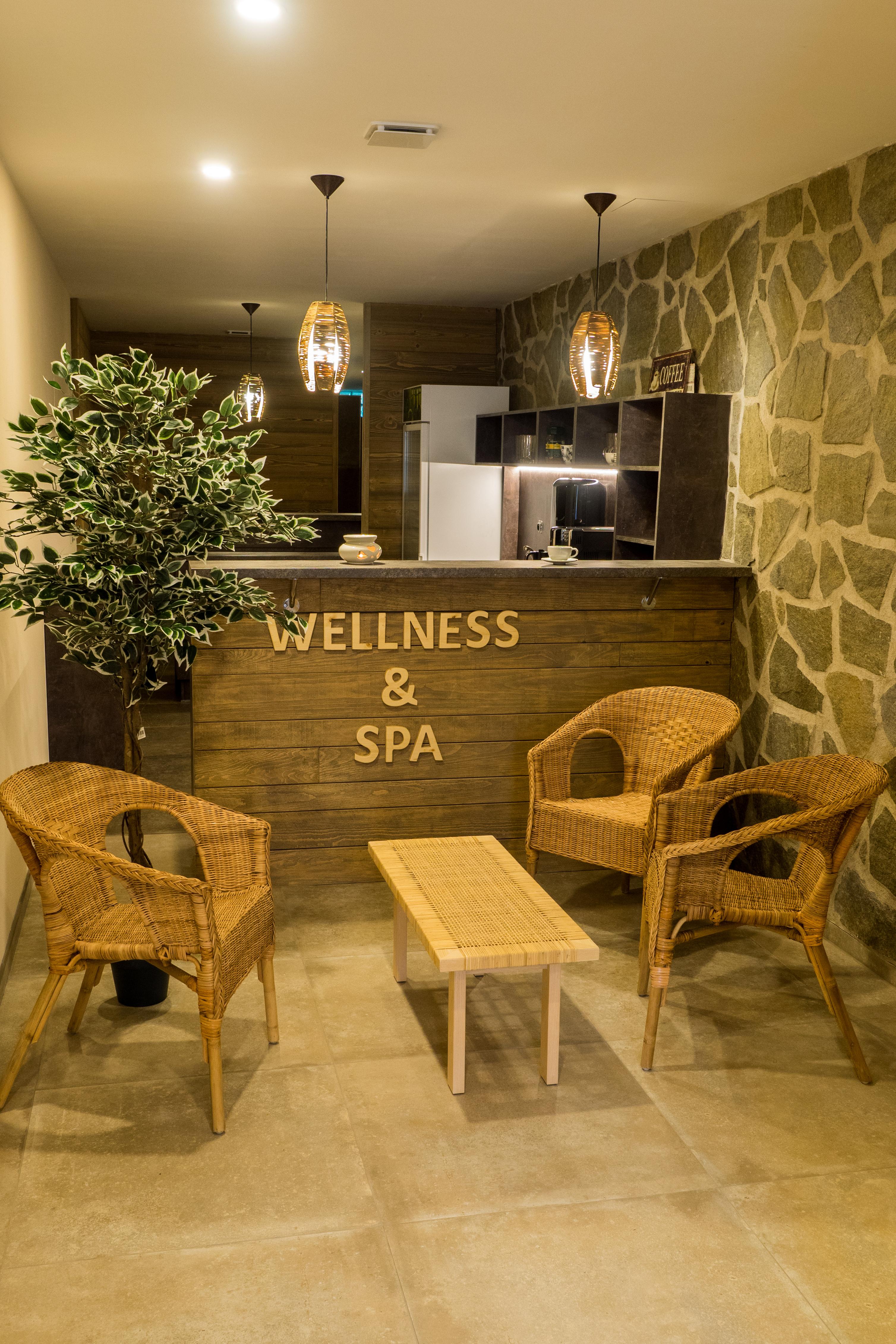 Wellness & Spa Matangi recepce