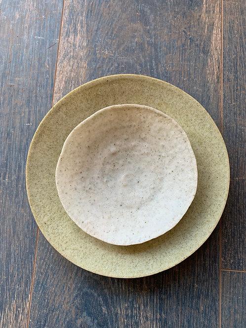Glass Porcelain - Plate