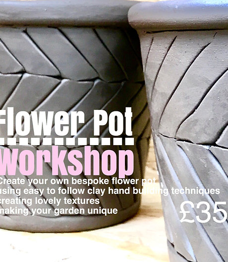 Flower Pot - Workshop