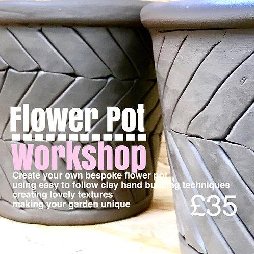 Flower Pot - Workshop