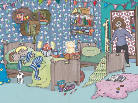 Pajama Brothers: The New Dog