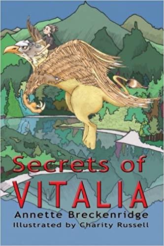 Secrets of Vitalia by Annette Breckenridge
