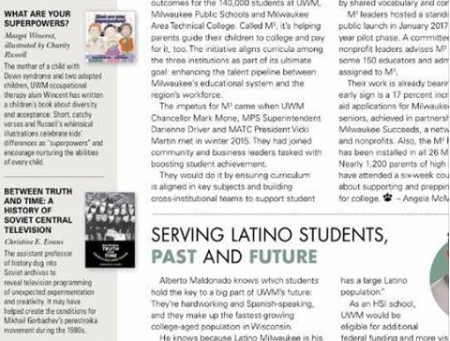 UWM Alumni Magazine