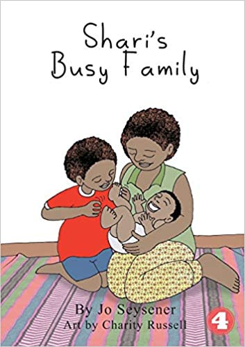 Shari's Busy Family (Library for All)