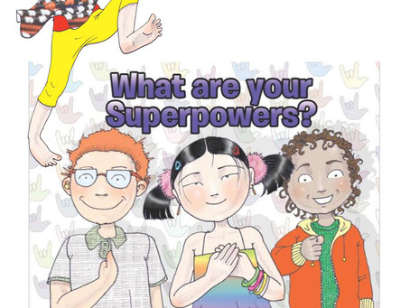What are your Superpowers?