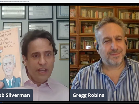Odes and Dr. Silverman and Greg Robins