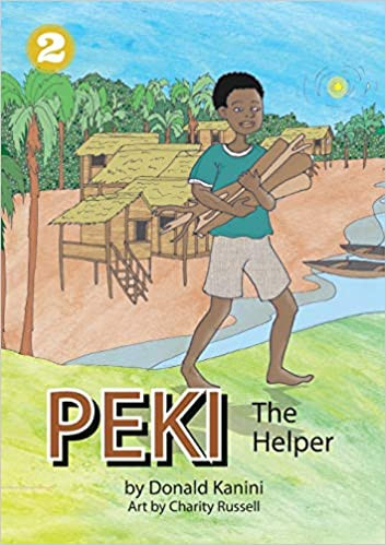 Peki the Helper (Library for All)