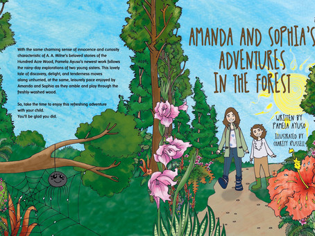 Amanda and Sophia's Adventure's in the Forest