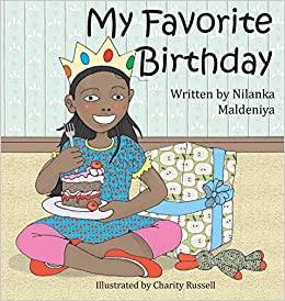 My Favourite Birthday By Nilanka Maldieniya
