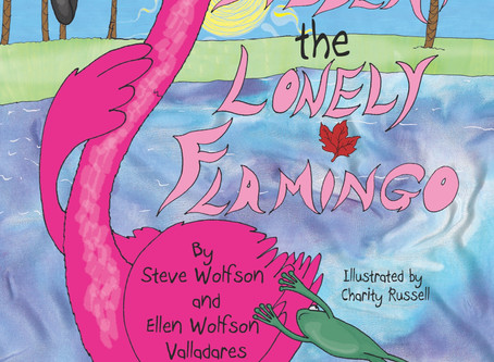Filbert the Lonely Flamingo
