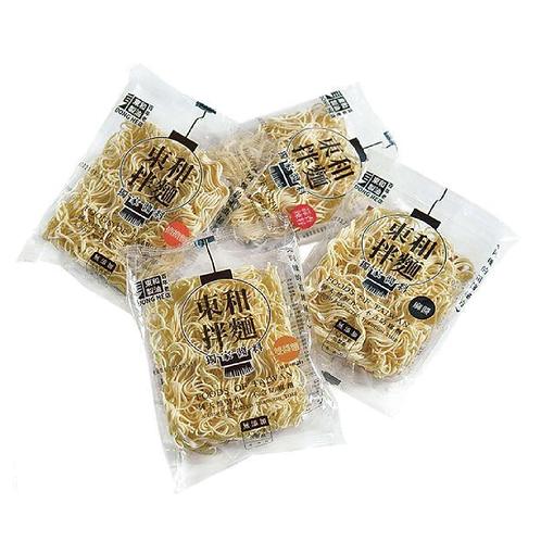 台灣東和 - 混合口味拌麵(4包裝)每款口味各一