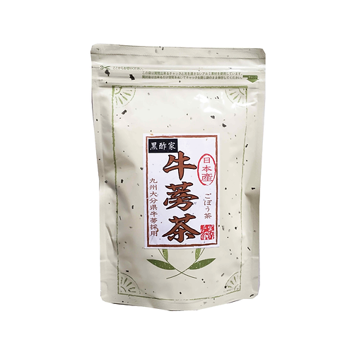 日本-黑酢家 九州牛蒡茶 (50克)