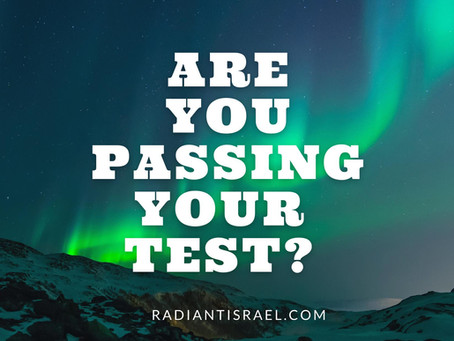 ARE YOU PASSING YOUR TEST?