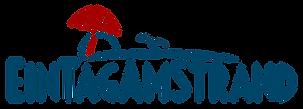 Ein Tag am Strand Band Logo Schrift
