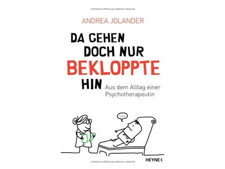 """Literaturtipp: Der Spiegelbestseller """"Da gehen doch nur Bekloppte hin"""" von A. Jolander"""