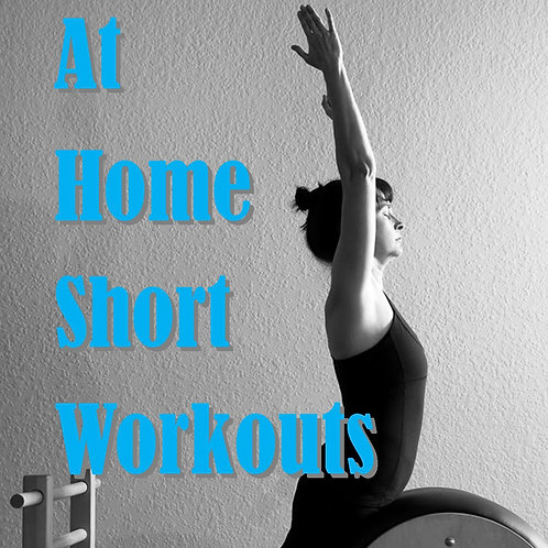 At Home Short Workouts