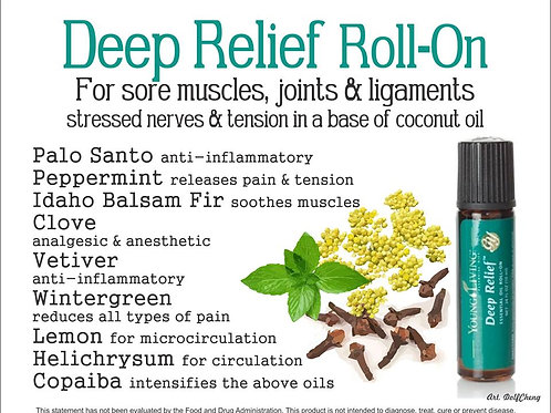 Deep Relief Roll On