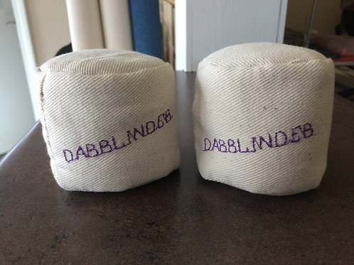Dabblin Deb Pair of Cylinders