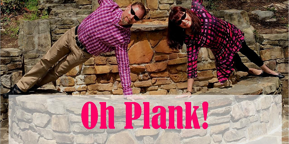 Oh Plank! 2018 Plank Challenge and Giveaway!