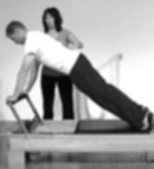 pilates reformer instruction