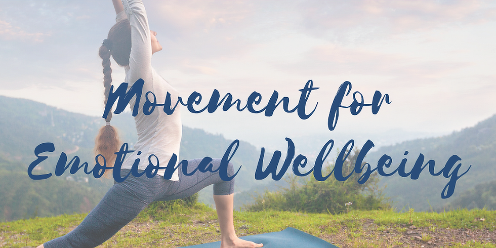 Movement for Emotional Wellbeing