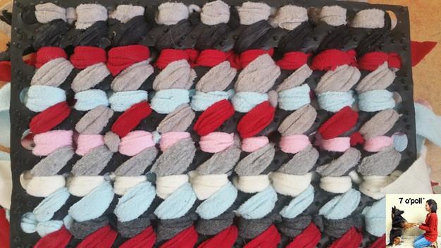 Le snufflemat tapis de fouille pour chien 7 o 39 poil - Tapis de fouille ...