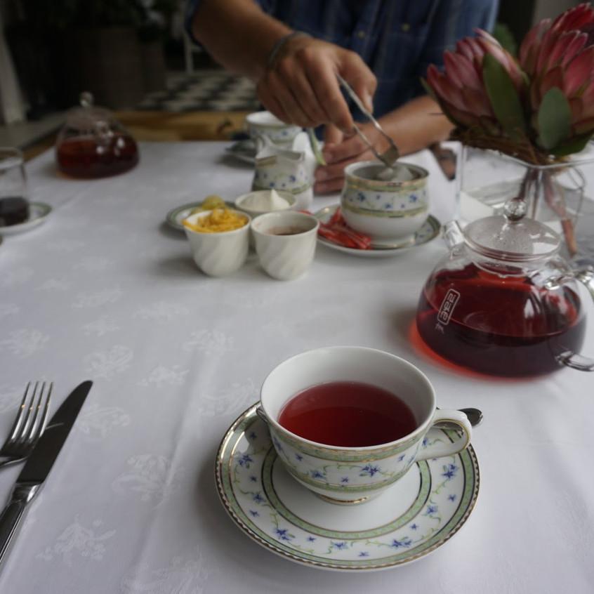 Belmond Mount Nelson Hotel high tea