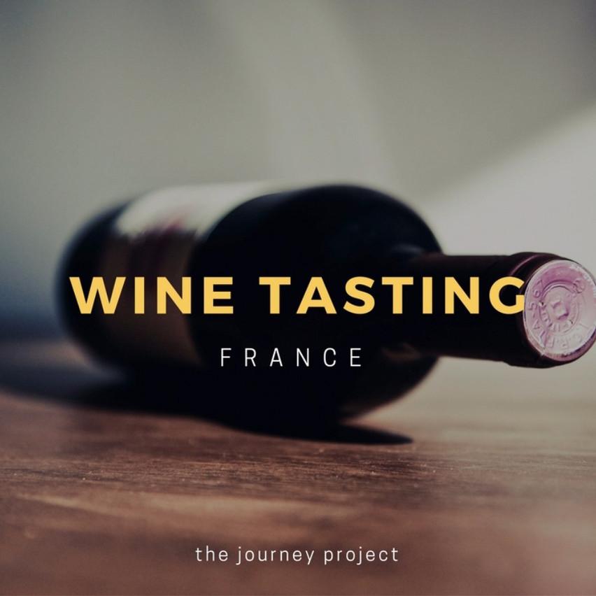 Go Wine Tasting in France