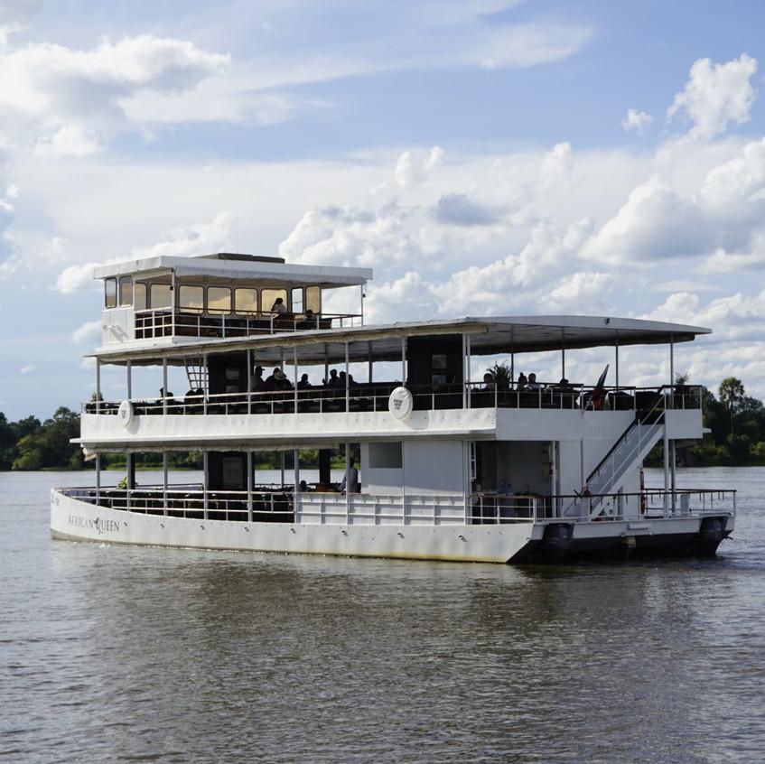 Livingstone Zambezi River Cruise