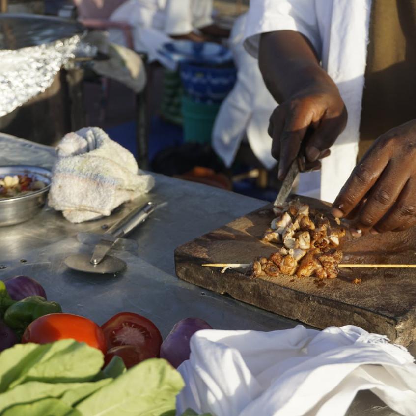 Mr. Mango's Zanzibar Pizza Stand