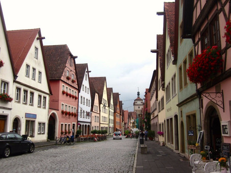 4 FAIRYTALE DESTINATIONS IN GERMANY